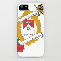 Brand New iPhone & iPod Case by Sarah Hinds