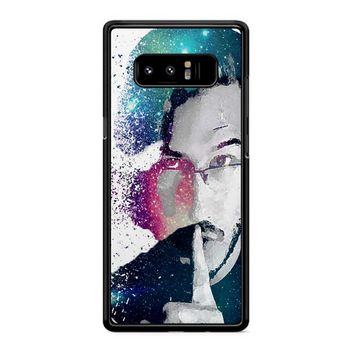 Galaxies Markiplier Samsung Galaxy Note 8 Case