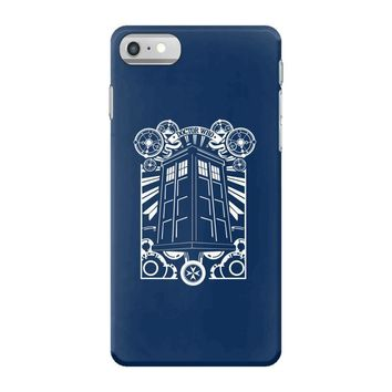tardis gallifreyan tee iPhone 7 Case
