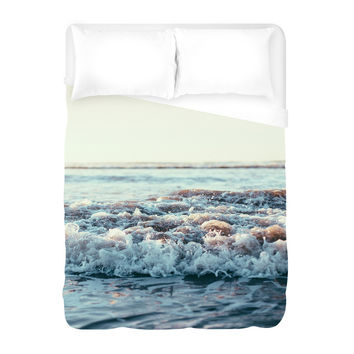 Pacific Ocean Duvet Cover