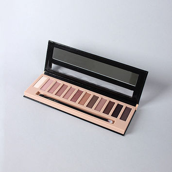 L.A. Girl Beauty Brick Eyeshadow Collection: Nudes