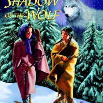Shadow of the Wolf (Stepping Stone Books)