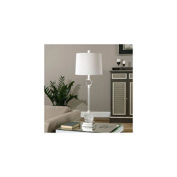 Uttermost Bordolano 33.5'' H Buffet Table Lamp With Round Shade