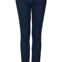 Internet Exclusive - Vintage Leigh Supersoft Skinny Jeans - Jeans  - Clothing