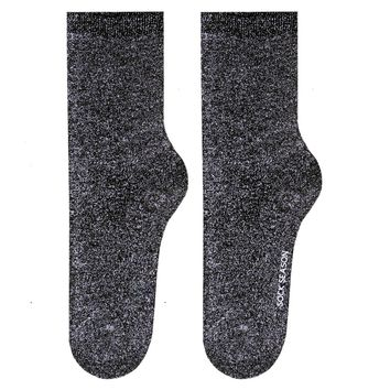 Glitterati Socks | Black