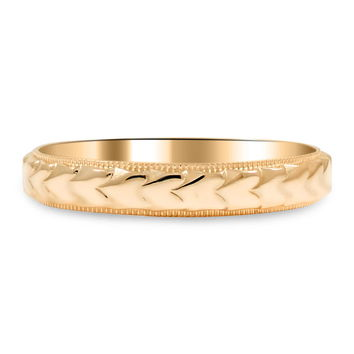 14K Yellow Gold The Love Ring