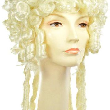 costume accessory: marie antoinette | blonde