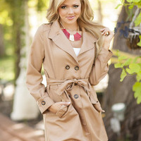 Fashion Inspector Coat Brown