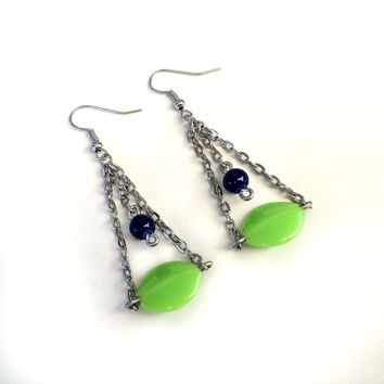 Seahawks Earrings