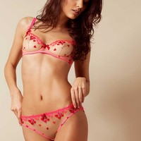 Cupid Brief Nude And Red