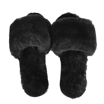 100% Shearling Slippers