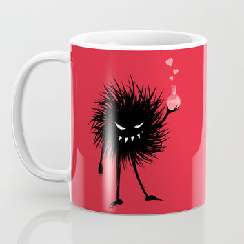 Evil Bug Made A Love Potion For You Coffee Mug by borianagiormova