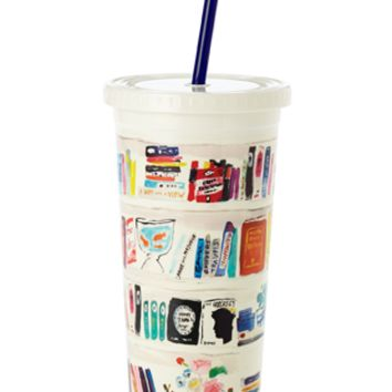 kate spade new york: tumbler - bella bookshelf