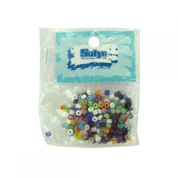 Asst Color Small Pony Beads Beads CN594