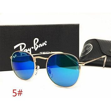 Ray-Ban Trending Women Stylish Summer Style Sun Shades Eyeglasses Glasses Sunglasses I-MYJ-YF