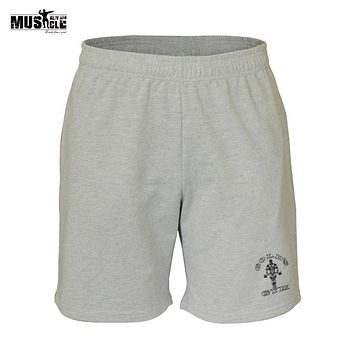 Men Shorts Gyms Clothing Bodybuilding Gym wear Fitness Shorts Workout For Men