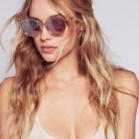 Free People Florence Wire Frame Sunnies