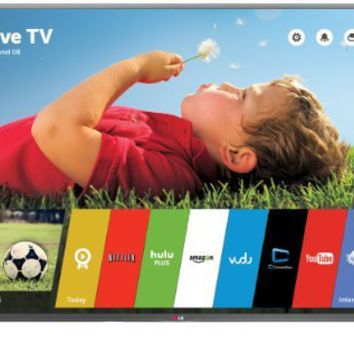 LG Electronics 55LB6300 55-Inch 1080p Smart LED TV (2014 Model)