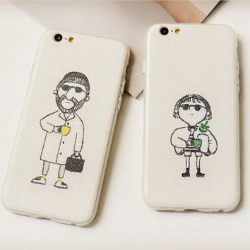 Hot Deal Stylish Cute On Sale Iphone 6/6s Hot Sale Soft Couple Phone Case [4915505604]