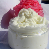 Whipped Body Sugar Scrub- Coconut Vanilla- 2 oz
