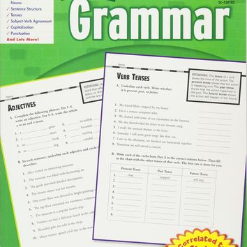 Scholastic Success With Grammar, G