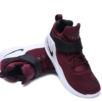 """Nike"" Unisex Sport Casual High Help Shoes Coconut Sneakers Couple Basketball Running Shoes"