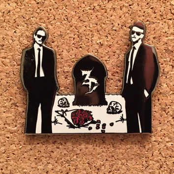 "The Living Dead ""Hat Pin"""