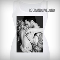 Adam Levine Anne Vyalitsyna Dope Hipster Shirt Crop Top Tank Tops SideBoob Size S, M, L  Small, Medium, Large