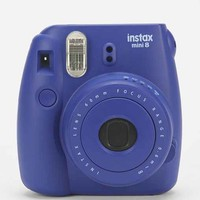 Fujifilm X UO Custom Colored Mini 8 Instax Camera - Dark Blue One