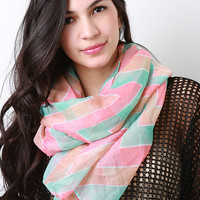 Forever Trace Scarf