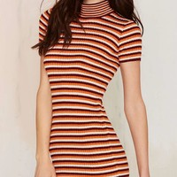 Reena Ribbed Dress