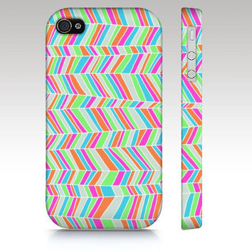 iPhone 4s case iPhone 4 case iPhone 5 case colorful by RoveStudio