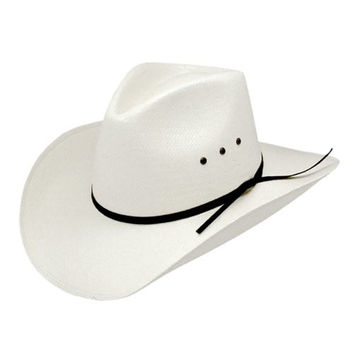 Resistol Showdown - (7X) Straw Cowboy Hat (7 3/4)