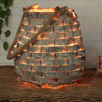 Handmade Large Vintage Lantern /Candle holders/Bedroom Lighting(z142)