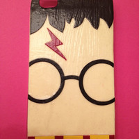 Mod Podge Harry Potter iPhone 4 / 4s Phone Case
