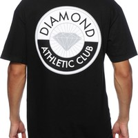 Diamond Supply Co Athletic Club T-Shirt
