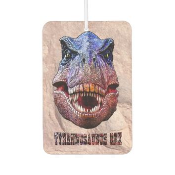 Tyrannosaurus Rex King Of Predators Car Air Freshener