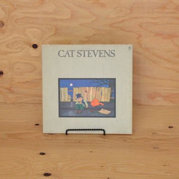 Vintage LP Cat Stevens Teaser & The Firecat Album Record Vinyl AM Label SP-4313
