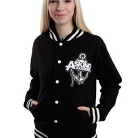 Asking Alexandria - Anchor - College Jacket