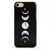It's Just a Phase | Marble Moon Case
