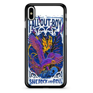 Fall Out Boy 4 iPhone X Case