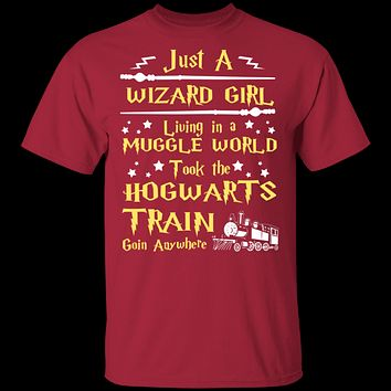 Wizard Girl T-Shirt