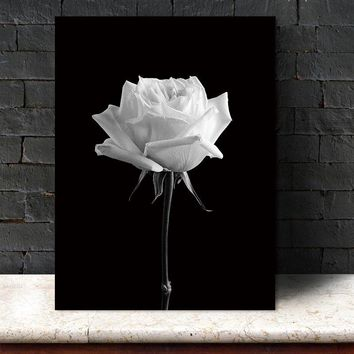 Modern decor Print on flowers Wall  Canvas Painting Wall Art Picture homePicture decor print  for living room Art no frame