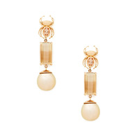 Rose-Gold Pure Earrings