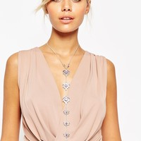 ASOS Red Carpet Occasion Body Chain