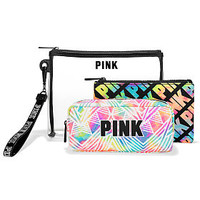 Beauty Bag Trio - PINK - Victoria's Secret