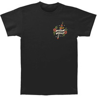 Being As An Ocean Men's  Flash T-shirt Black