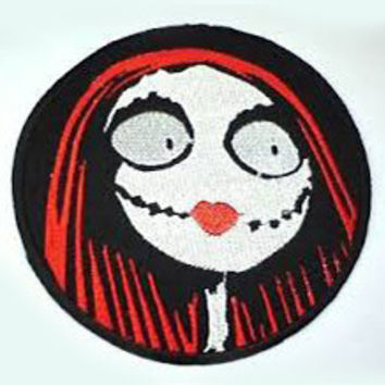 Nightmare Before Christmas Sally Patch