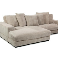 Plunge Sectional - Moe's Home Collection
