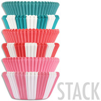Layer Cake Shop Baking Cup Stack